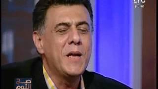"""بالفيديو .. المغنى احمد اسماعيل يغنى """" طوبه حمرا """" بصوته الرائع"""