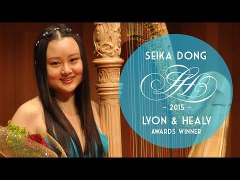 2015 Lyon & Healy Awards Winner- Seika Dong