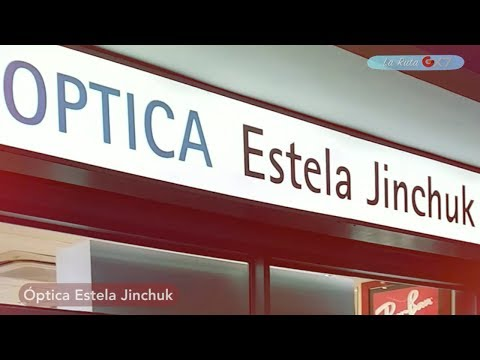 #LaRutaGX7 en Óptica Estela Jinchuk - Montevideo, Uruguay