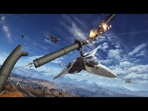 Battlefield 4 PC HD - Anti-Air (RPG Vs Jet Montage)