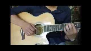 Test Guitar - Sơn Acous