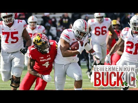 BuckIQ: J.K. Dobbins poised to explode again for Ohio State
