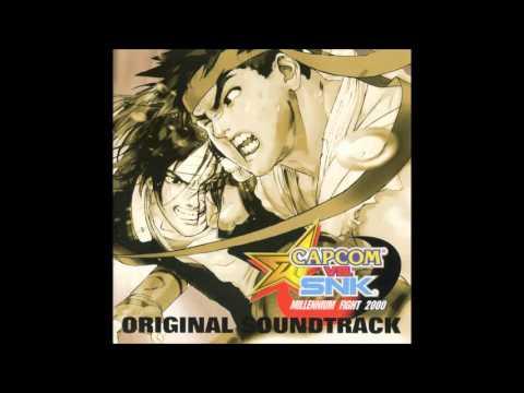 Capcom vs SNK OST - Ryu Stage