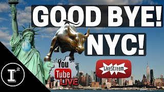 FINAL LIVE FEED FROM NYC | INDEPENDENT INVESTOR CHANNEL