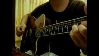 More than word - guitar beat demo