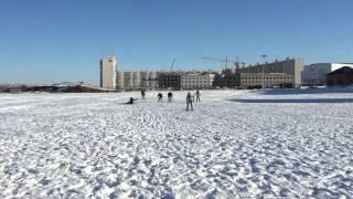 видео Соревнования по беговым лыжам
