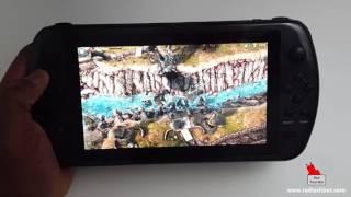 GPD Q9 Gaming - Air Attack 2 Android Platform