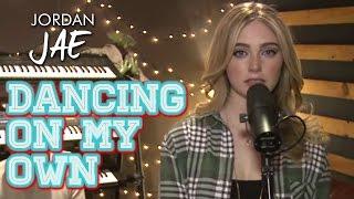 Robyn - Dancing on my Own - Calum Scott version (Cover by Jordan JAE - Live @ SlumboLabs)