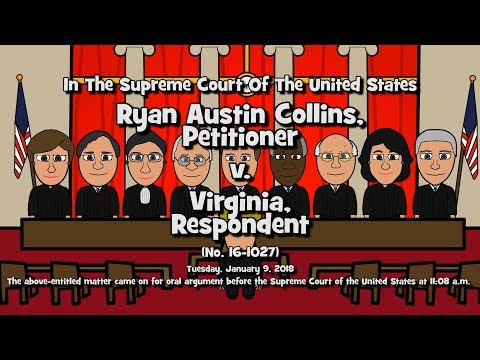 Collins v. Virginia (SCOTUS-Toons)