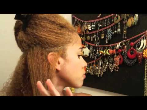 Curl defining cream for natural hair
