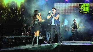 Music Channel - Antonia ft VUNK - Marionette (Performed @ RMA 2011)