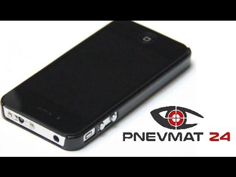 видео: Обзор электрошокера iphone 4s