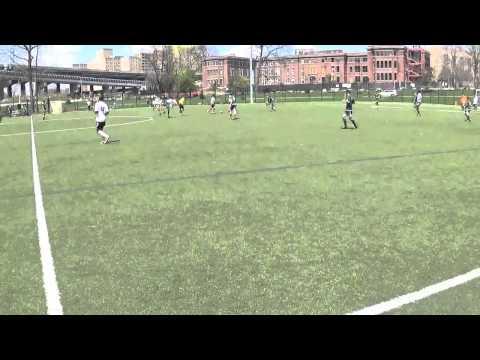 MSC Redbulls vs Carle Place Fireballs 4-26-2014