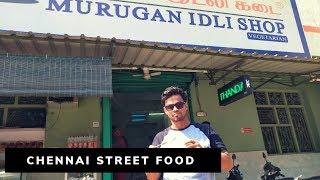 Murugan Idli shop Chennai   Chennai Street food   #summerspecial #foodiefriday