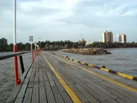 Port Riohacha City.mpg