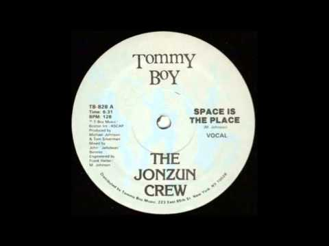 Jonzun Crew - Space Is The Place