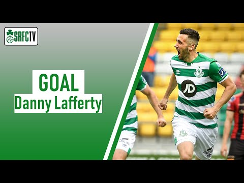 📽️ Another view of Danny Lafferty's two goals last night v Cork City 👏