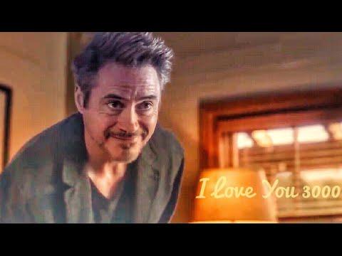 Tony Stark Last Message Avengers Endgame Movie Clip HD