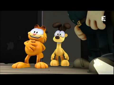 Garfield Et Cie   Saison 2   Détective Odie