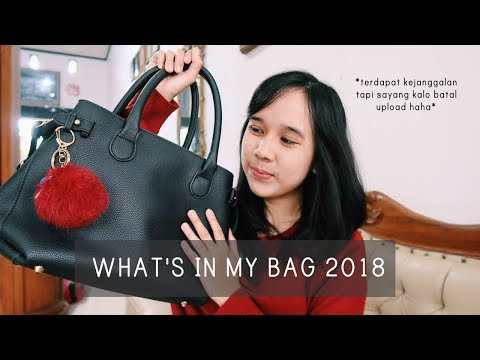 What's In My Bag 2018? (BAHASA) | Tag