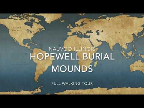 Nauvoo Mounds - Hopewell Burial Mounds