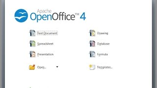 Apache open office tutorial - best free office suite