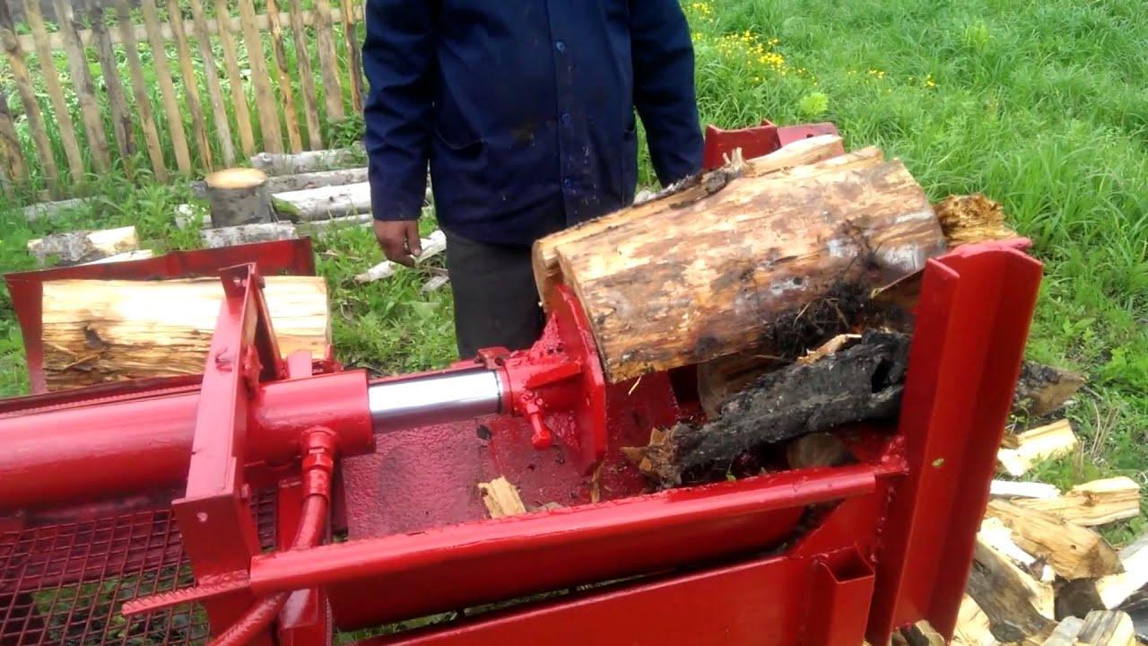 фото колунов для дров сделанные своими руками китайских садов состоят
