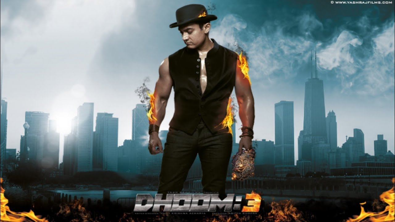 Download Dhoom 3 Full Movie Best facts and Story   Amir Khan   Kaitreena Kaif