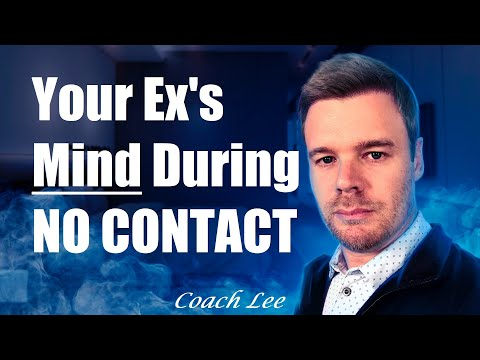 what your ex is thinking during no contact