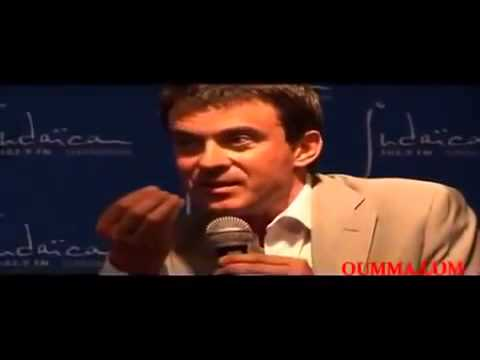 Manuel Valls éternellement Lié à Israel...