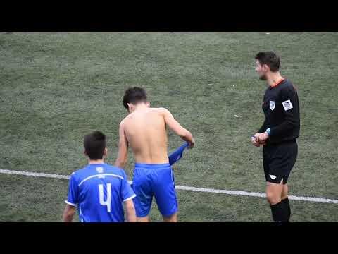 C.F Sant Andreu 0 vs C.F Badalona 3