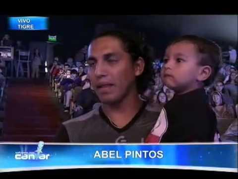 Soñando por cantar   Abel Pintos sorprendió a Victoria Ses