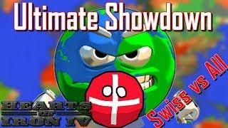 HOI4 - Switzerland Challenge - The Ultimate Showdown