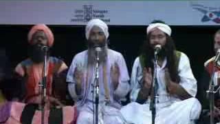 Khaibar fakir performing at India Habitat Center, Delhi mpg