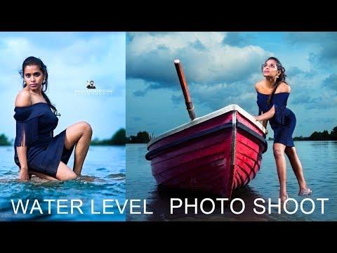 ഇത് കാണേണ്ട ഒരു ഐറ്റം തന്നെ ആണേ I Water Level Photo Shoot l Creative Photography #Manukadakkodam