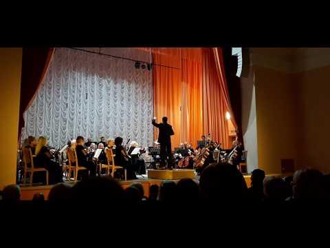 Франц Шуберт—«Неоконченная симфония» Гомельский симфонический оркестр. Главный дирижер-Мурад Ассуил