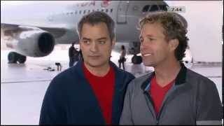 Amazing Race Canada 2014 - Meet Rex  and Bob