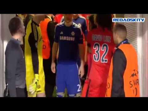Download Fight!☆ David Luiz vs Diego Costa ☆