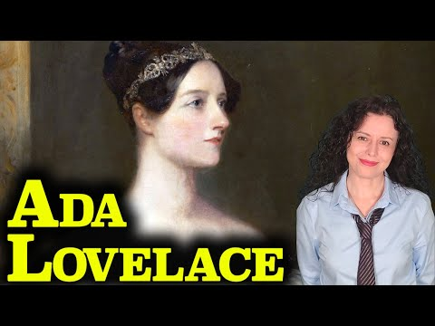 ADA LOVELACE | La vida de la primera PROGRAMADORA de la historia | Biografía documental en español from YouTube · Duration:  7 minutes 9 seconds