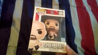 My 2017 WWE Christmas gifts