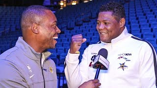 LUIS ORTIZ on LAST CHANCE at GREATNESS!  vs. Deontay Wilder 2