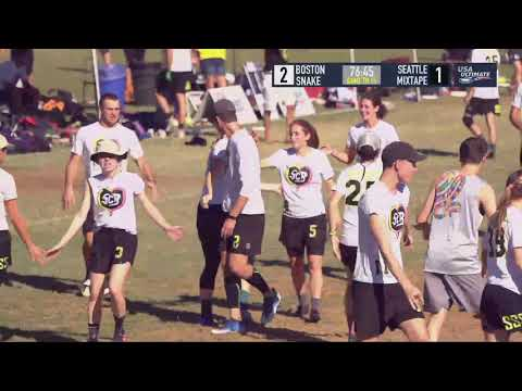 Boston Snake Country vs Seattle Mixtape--2018 National Championships