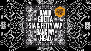 David Guetta - Bang My Head (Kryder & Dave Winnel remix) feat Sia & Fetty Wap