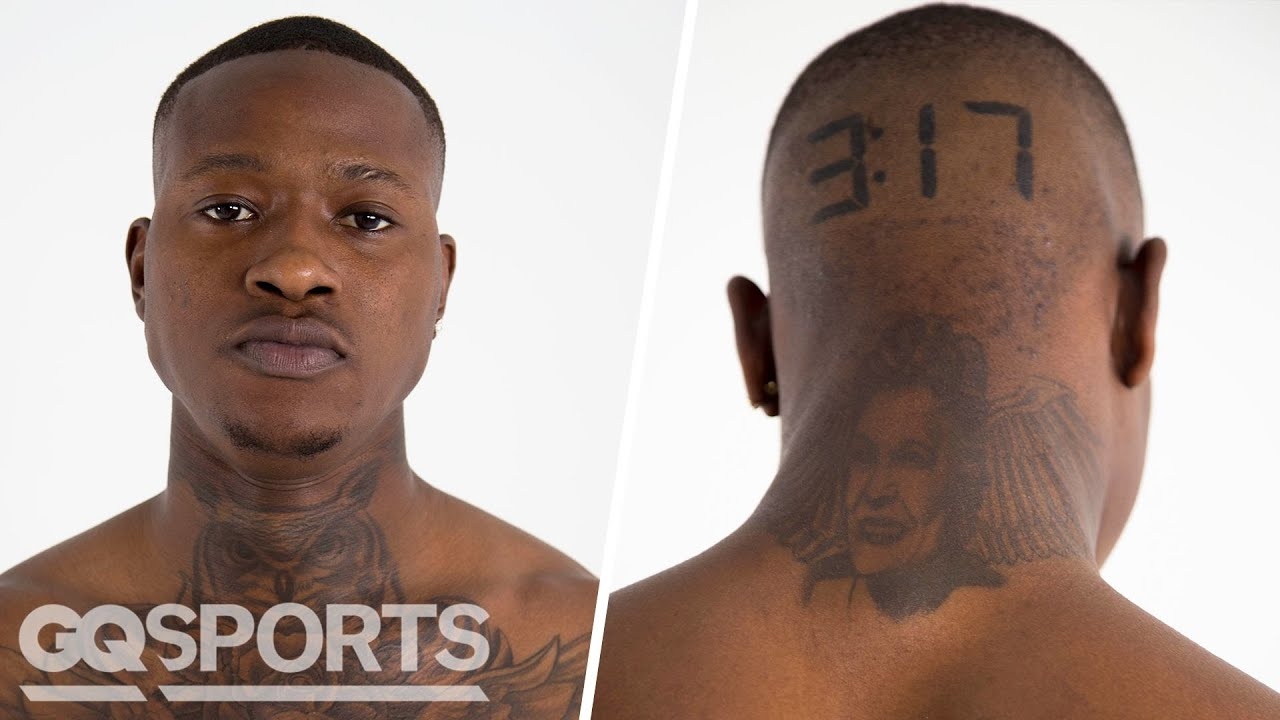 Terry Rozier Breaks Down His Tattoos | GQ