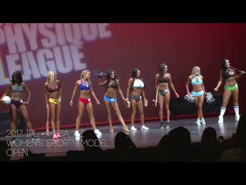 Women's Sports Model Open At The 2017 2ND ANNUAL IPL ARIZONA CHAMPIONSHIP