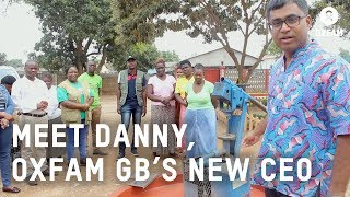Meet Danny | Oxfam GB
