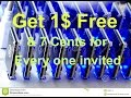 1 dollar free to start invest (New Site) Without deposit