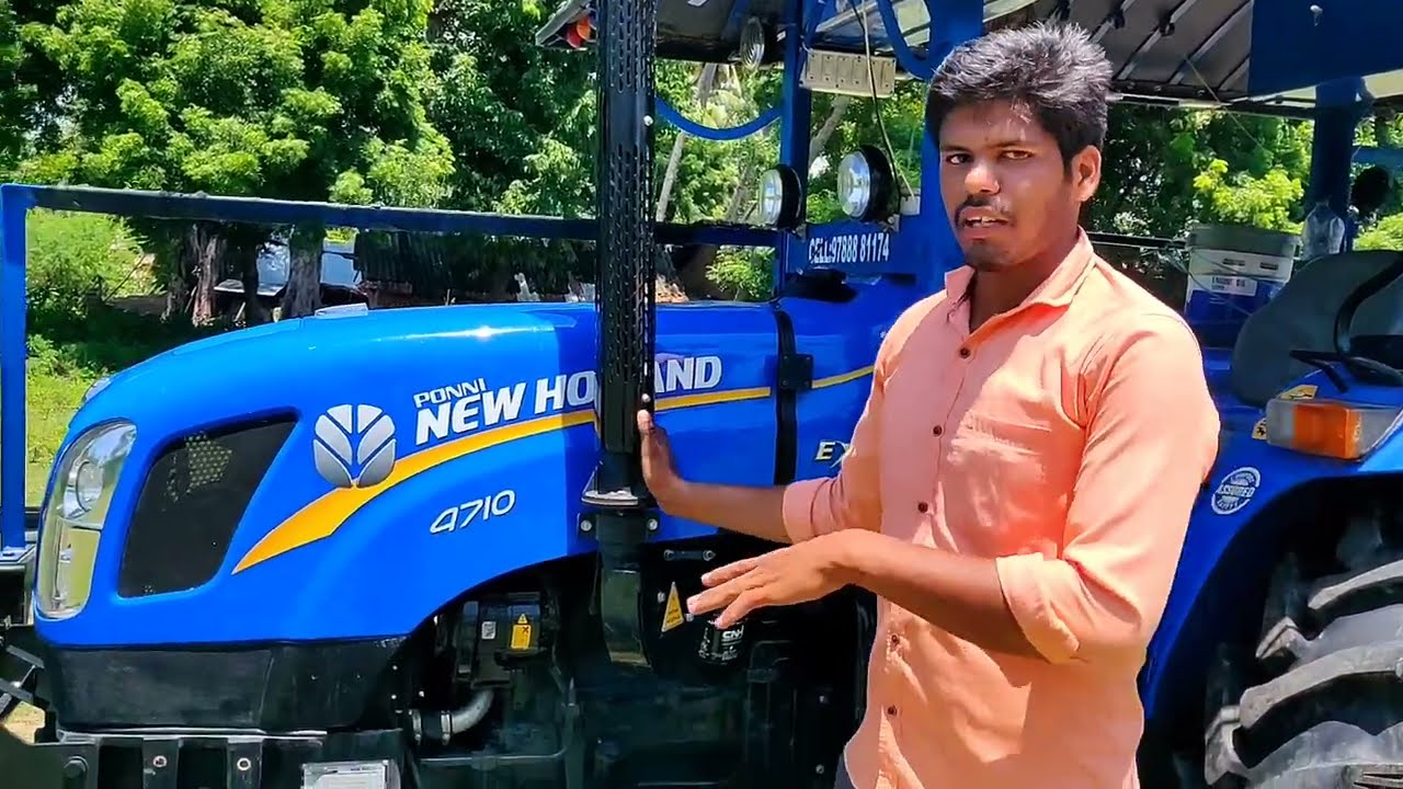 New Holland 4710 2021 model full review | Specifications and features | Agriculture India