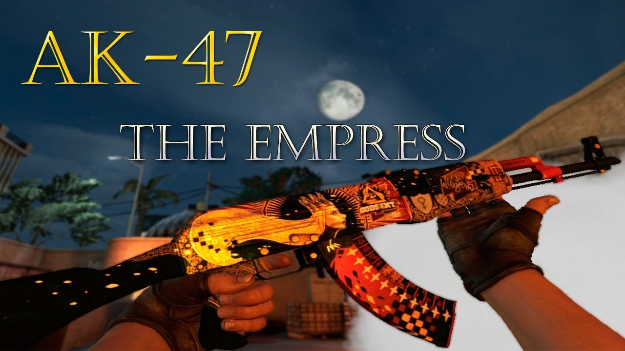 New Ak 47 The Empress Counter Strike Global Offensive Youtube