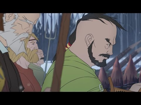 The Banner Saga 2 - Intro Cinema